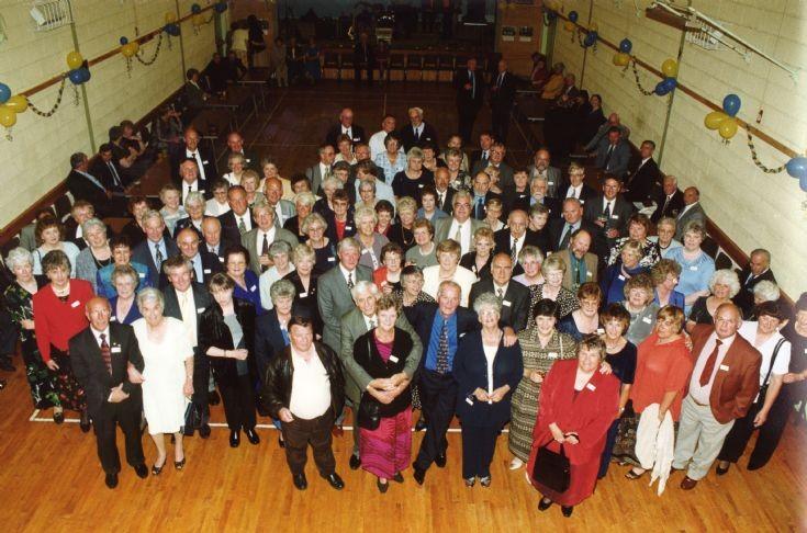 Kirkwall Grammar School Reunion of 1945