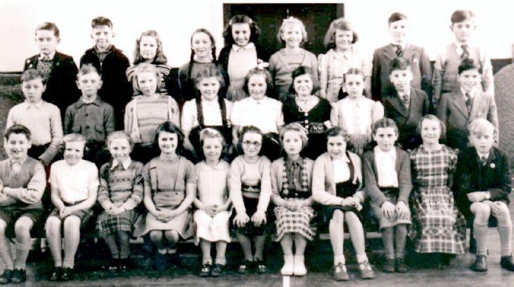 Stromness Academy 1952?