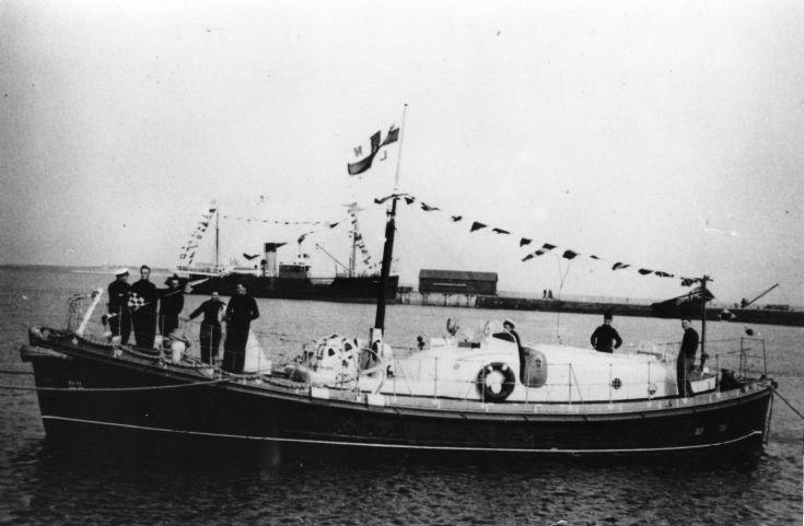 Stronsay lifeboat John Gellatly Hyndman