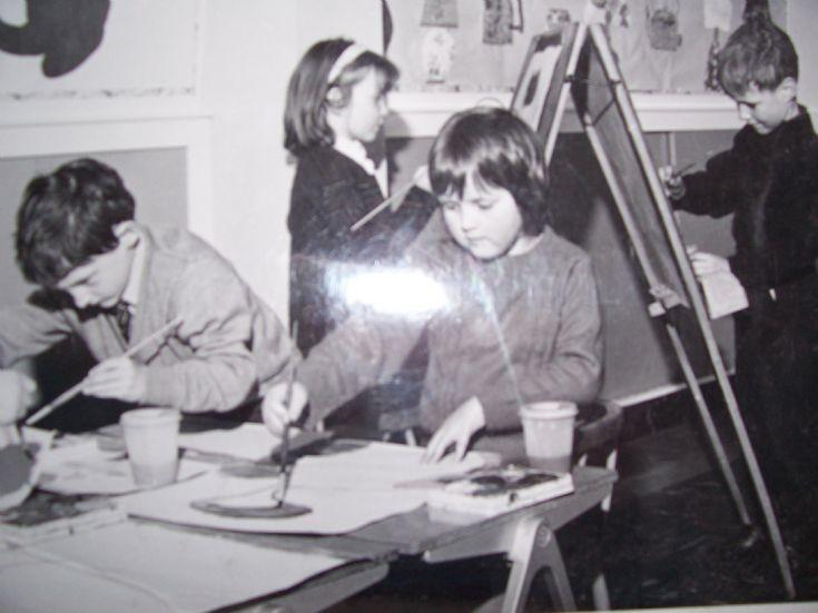 Papdale Infant School 1972 Class 1s
