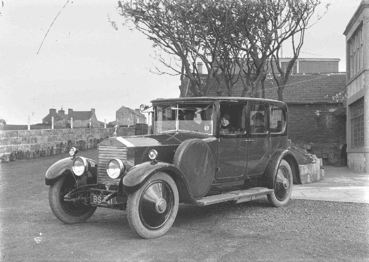 Rolls outside Lynnfield