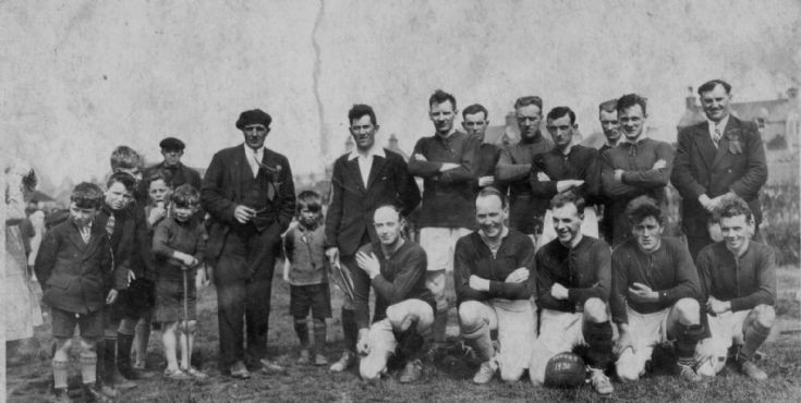 Orkney football team, 1930