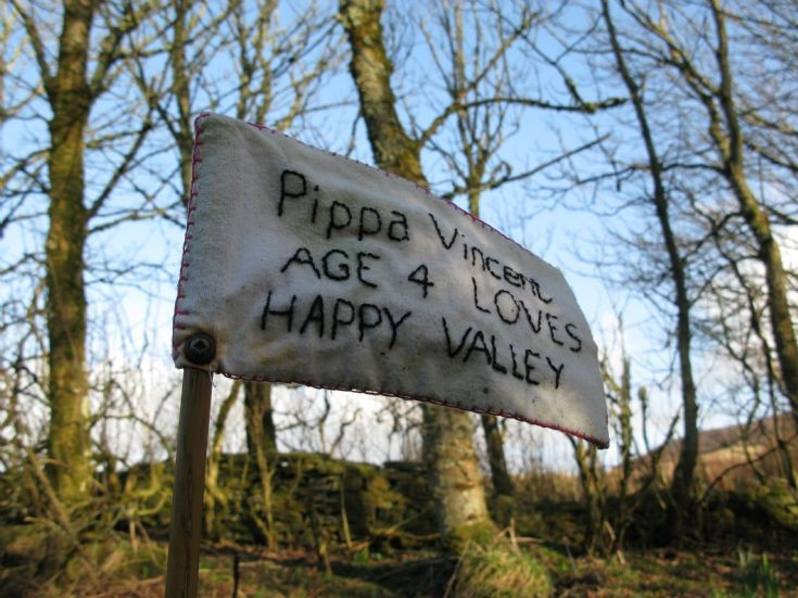 Pippa Vincent loves Happy Valley