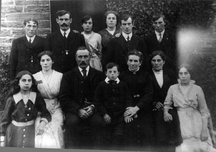 Sclater family, Kebro, Orphir