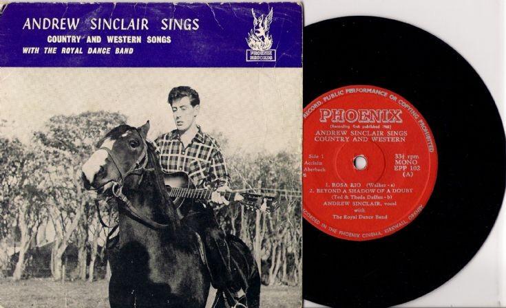 Andrew Sinclair Sings
