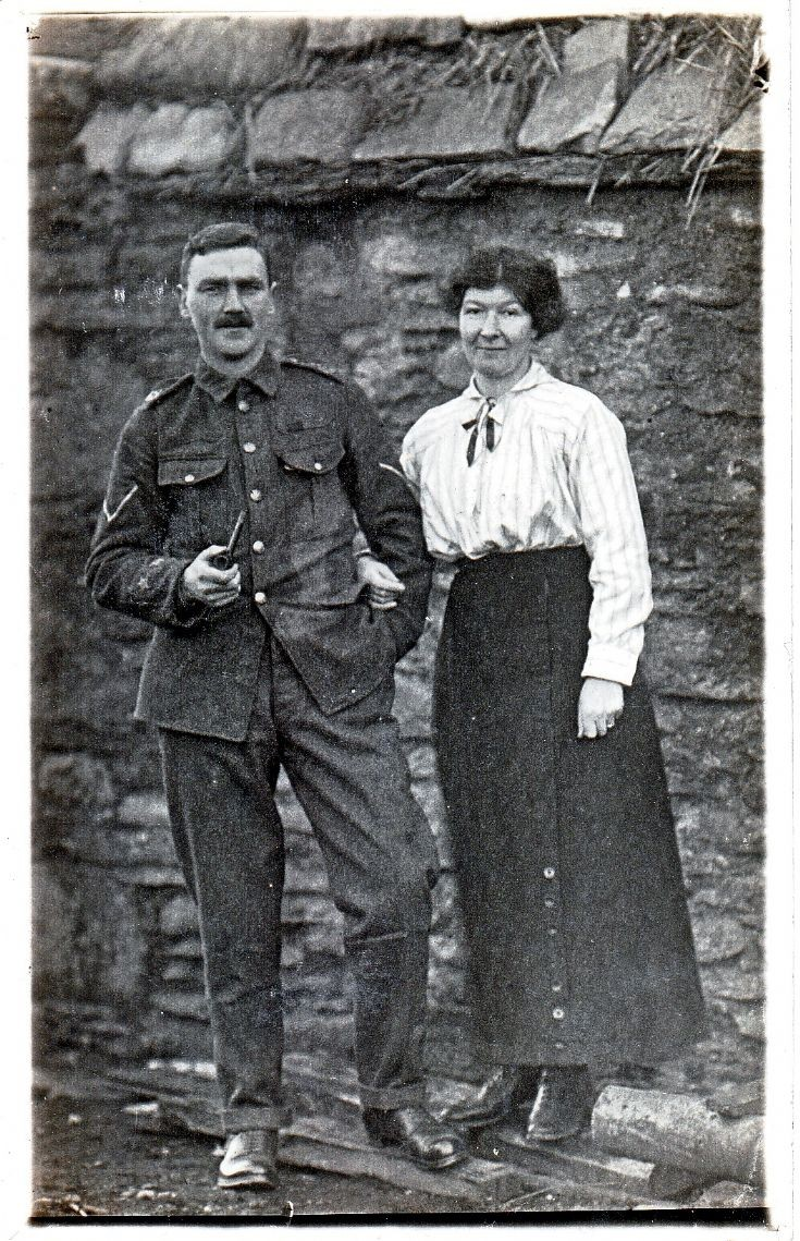 Willie and Sarah Costie