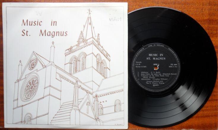 Music in St Magnus