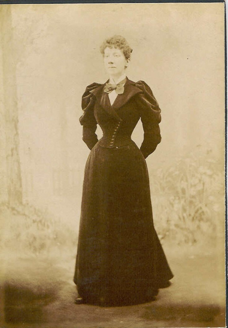Mary Slater Garrioch