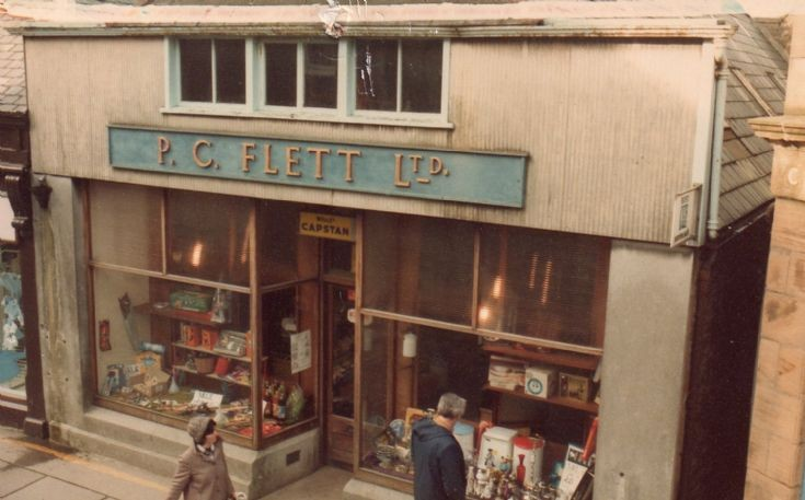 PC Flett Ltd