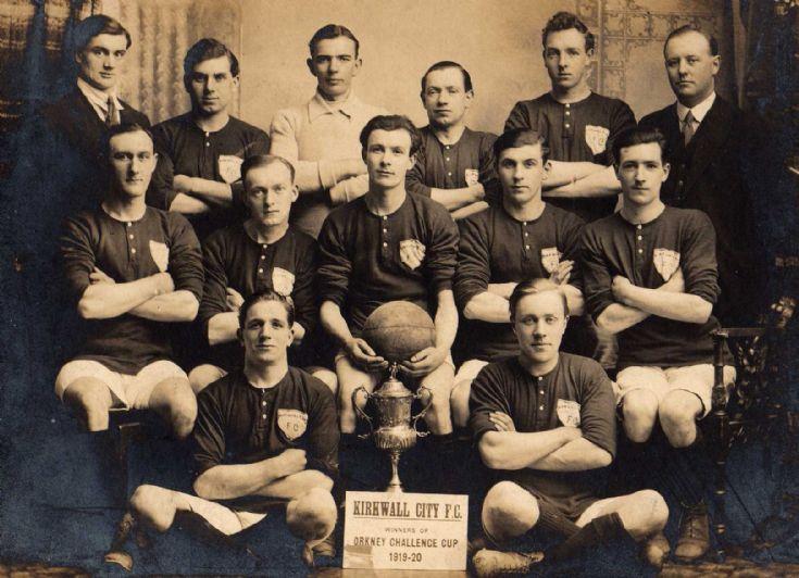 Kirkwall City FC 1919-20