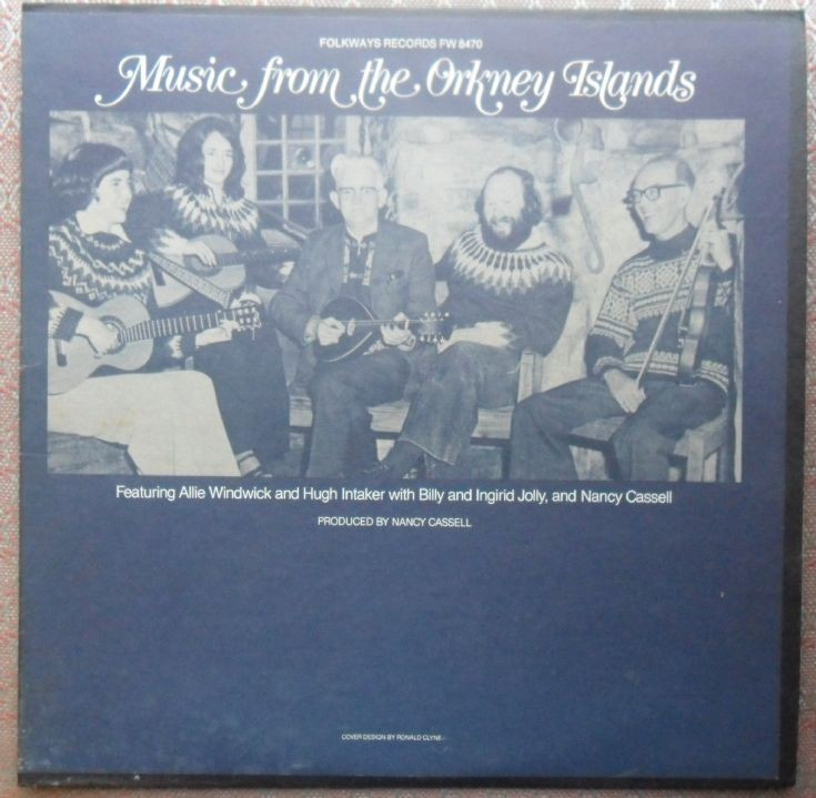 Music from the Orkney Islands