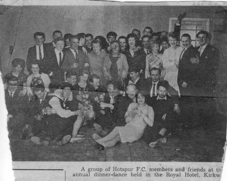 Hotspur FC dinner-dance