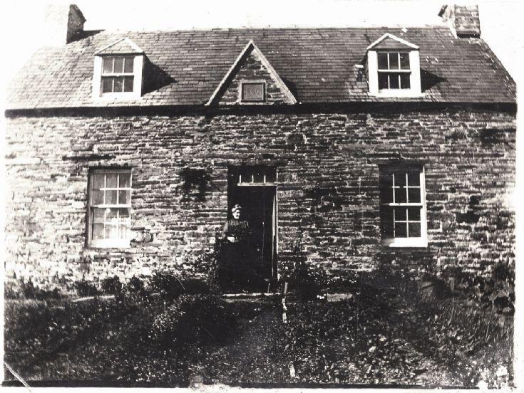 Mystery dwelling