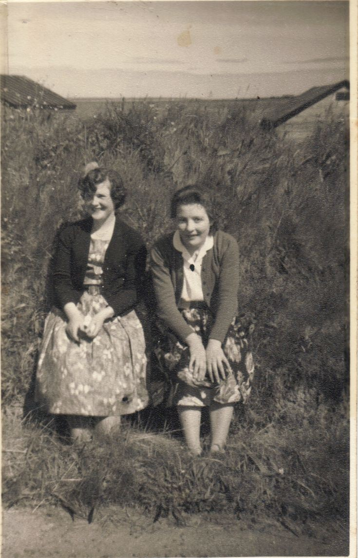 Ann Groat and Annie Groat Rendall