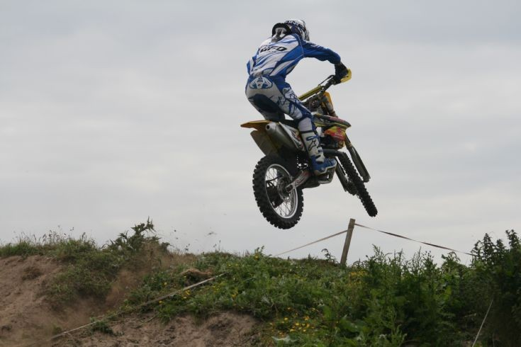 Westray motocross day