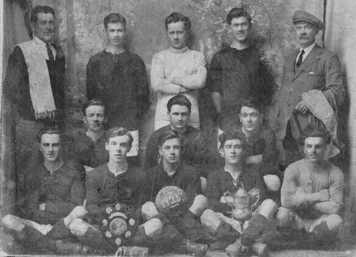 Stromness F.C. 1923