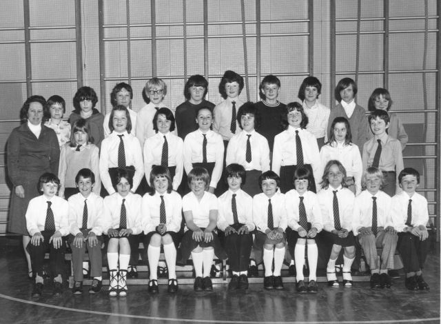 P7 Einar, 1978-79, Kirkwall Primary School