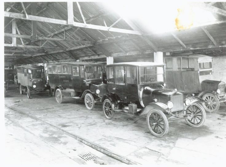 W R Tullock's Garage 2