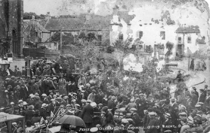 Peace celebrations 1919