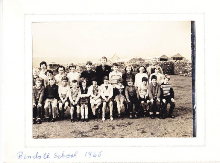 Rendall School 1965