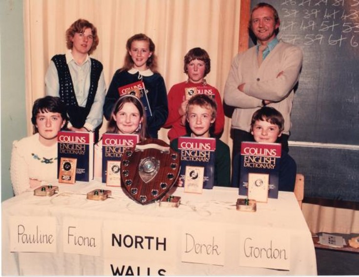 North Walls Top of the Form winners