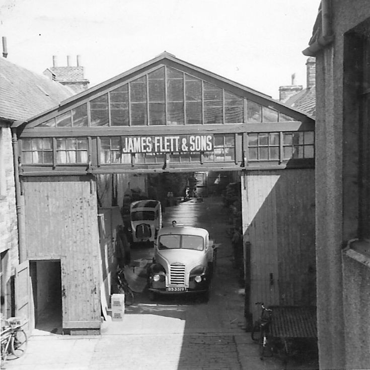 Flett and Sons store