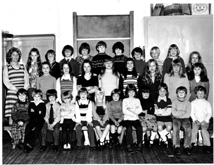 Rendall School 1976