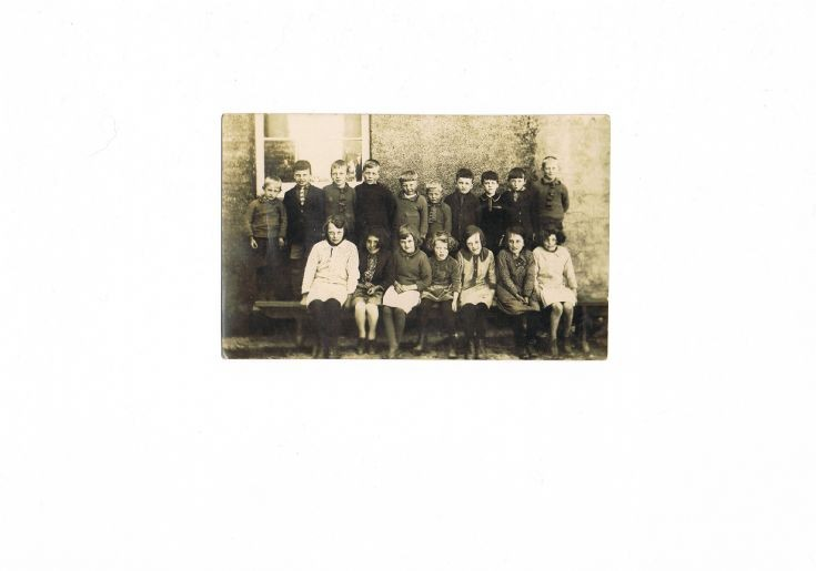 Rendall school 1935