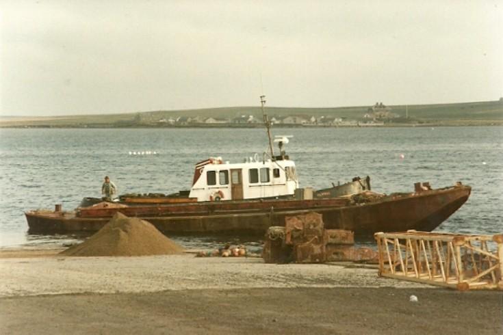 MV Clytus 1990