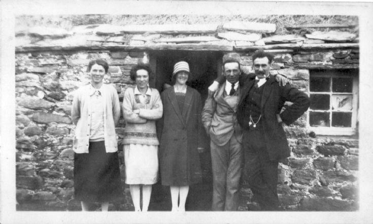 North Walls and Brims folk