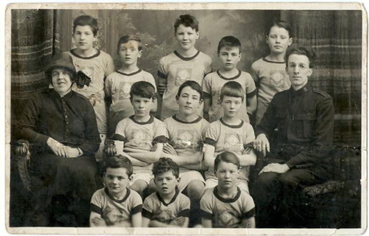 Mystery football team?