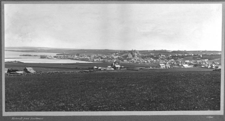 Kirkwall from Southwest