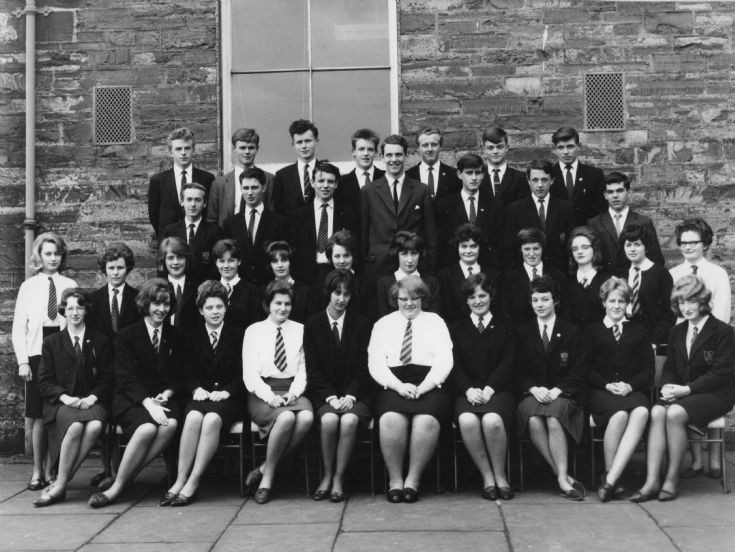 KGS Secondary Years 5 and 6 1963-64