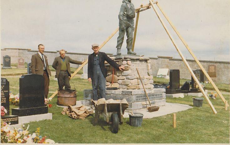 Longhope Lifeboat Memorial