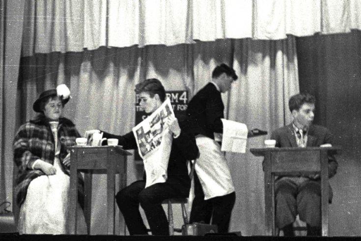 KGS concert sketch circa 1963