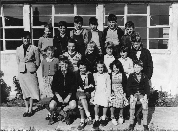 North Walls (?) School 1957