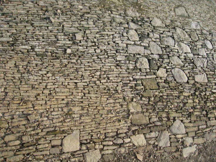 Mystery wall