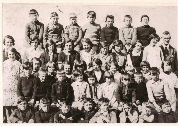 Flotta School 1930s
