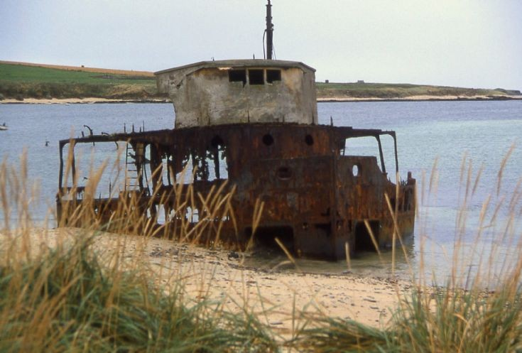Blockship SS Collingdoc