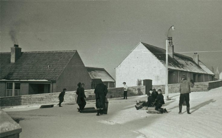Sledging on Pipersquoy