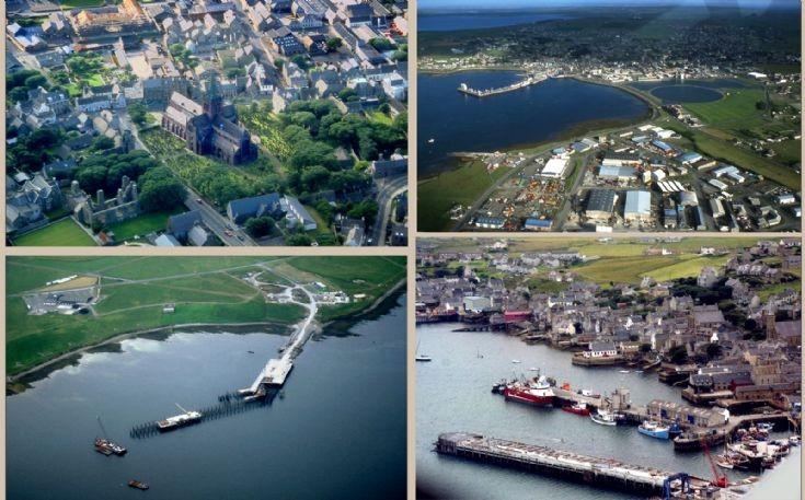 Aerial views. 27 July 2002