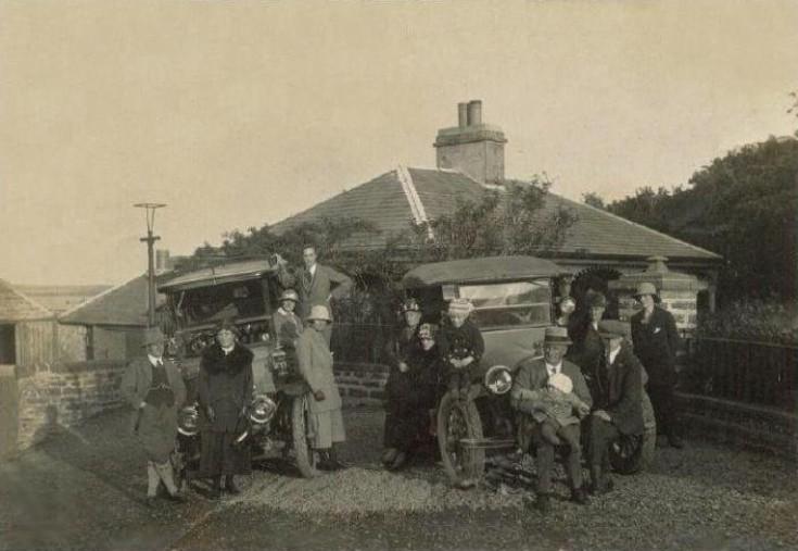 Berstane Lodge retouched