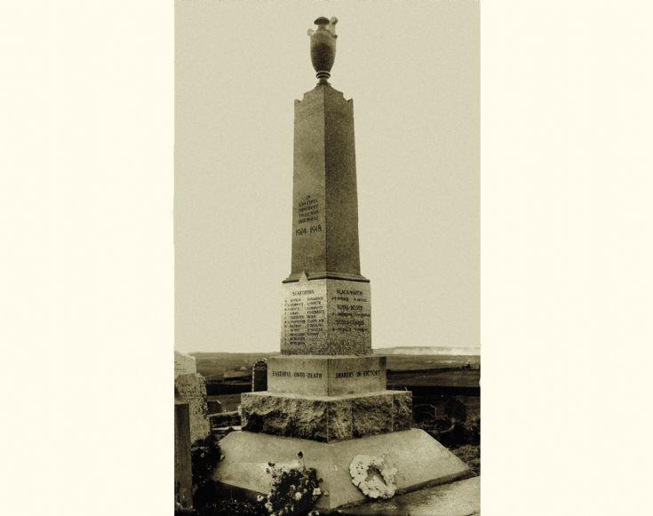 Harray War Memorial
