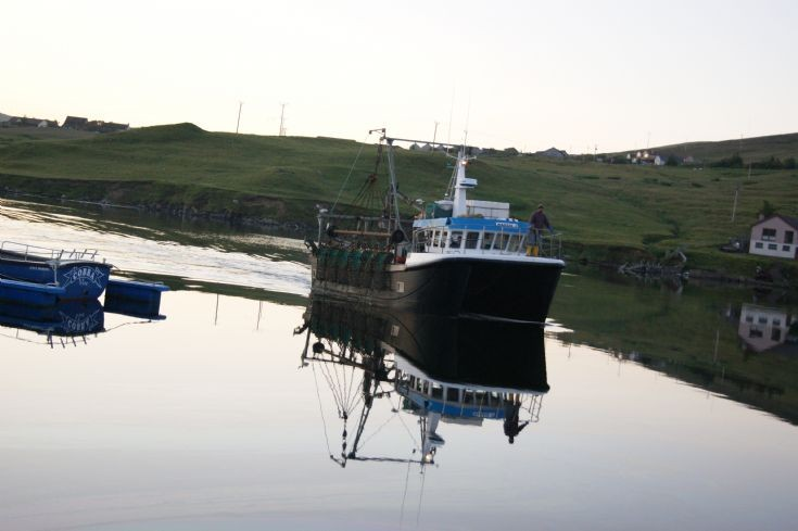 Westray boat Maggie J