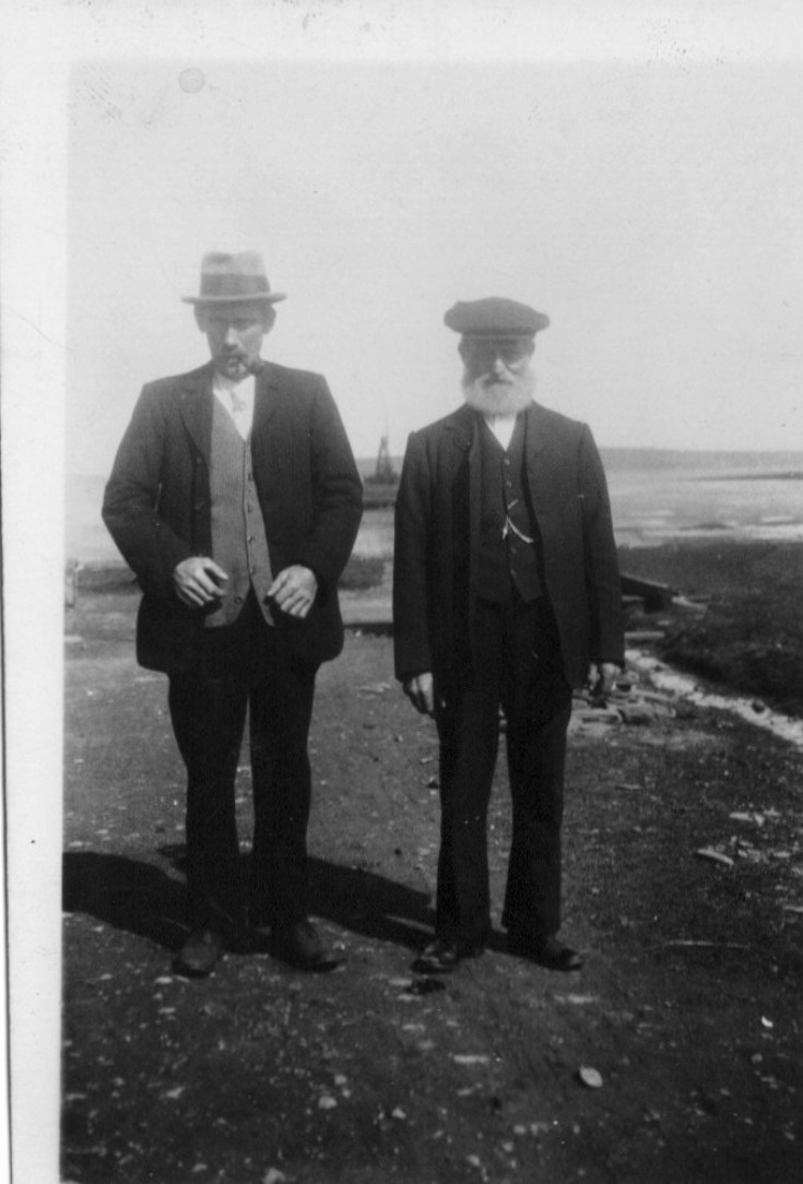 John Mowat and John Ross, Millbay (?)