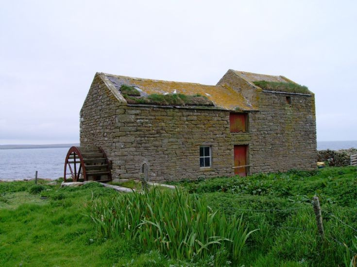 Old Mill at Boloquoy