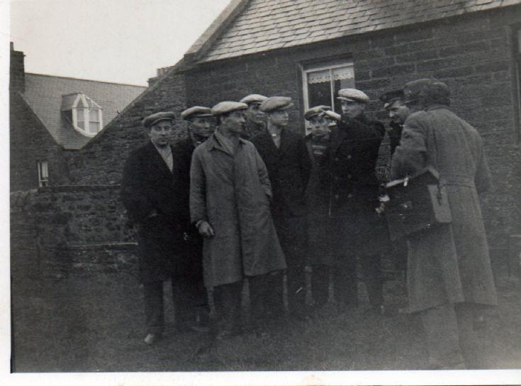 Survivors of the Johanna Thorden