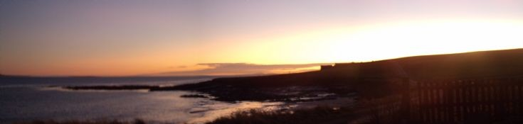 Sunset, Rapness Westray