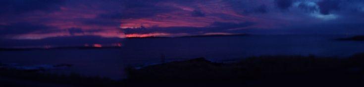 Sunrise, Rapness Westray