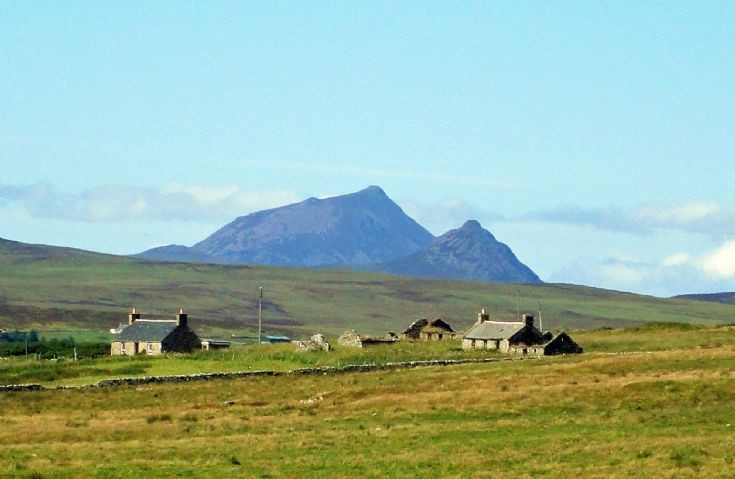 Morven from the A9